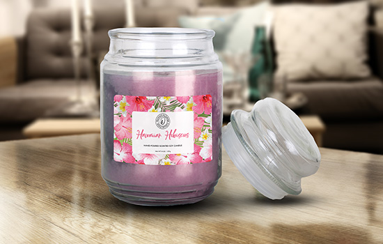 label-markets-retail-labels-candle-home-scented-floral-dls