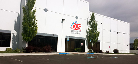 news-media-press-release-dls-new-location-plant-manufacturing-reno-trees-parking-lot-dls