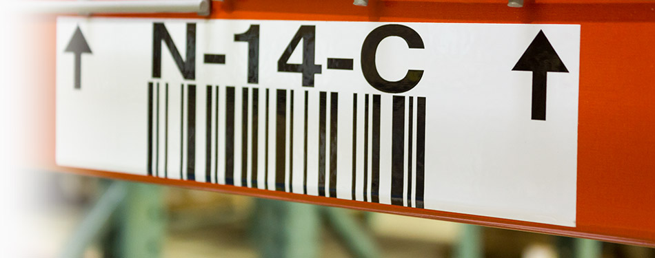 label-products-dlswarehouse-barcode-labels-orange-rack-1d-arrow-dls